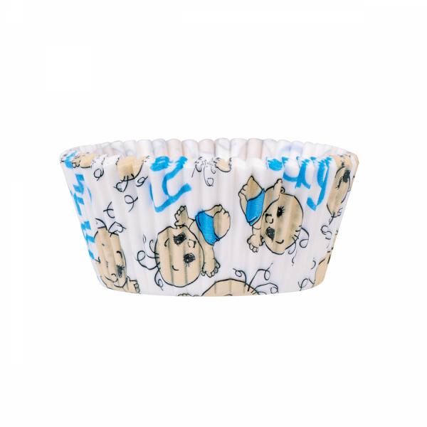 4 No. Kapsül Bebek Serisi - Mavi