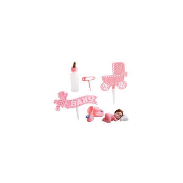 Bebek Set Pembe