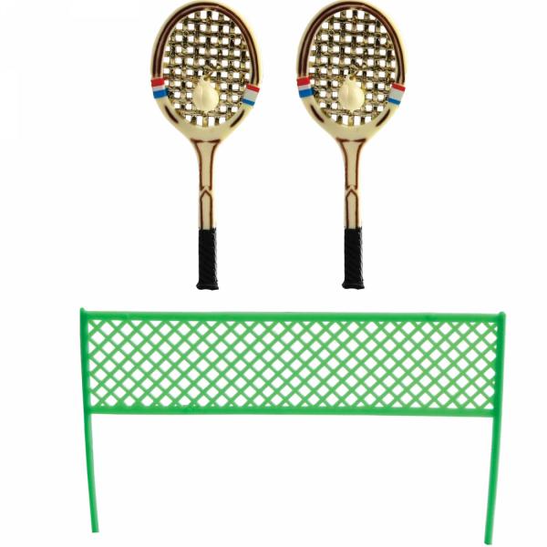 Tenis Raketli Set