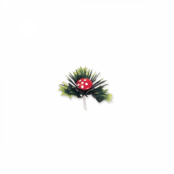 Mantarlı Çiçek