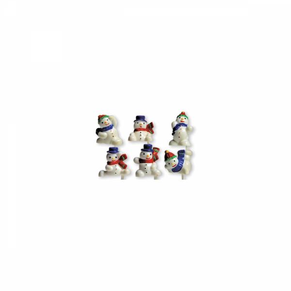 Figürlü Kardan Adamlar