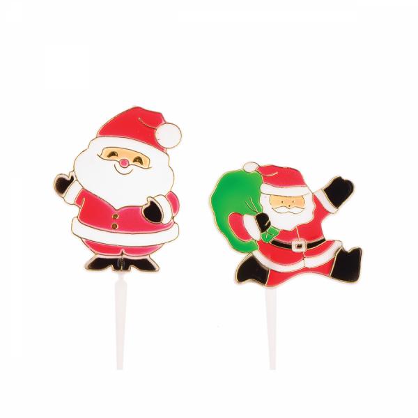 Noel Baba Plaket