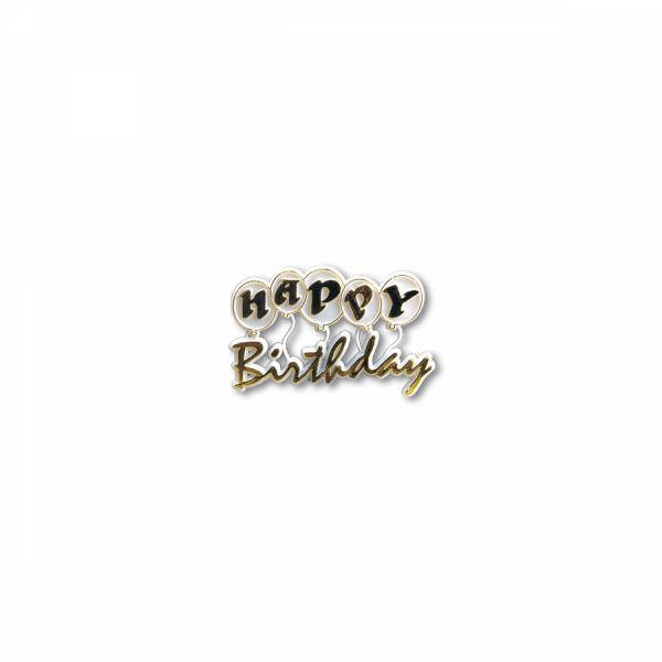 Happy Birthday Plaket Balonlu