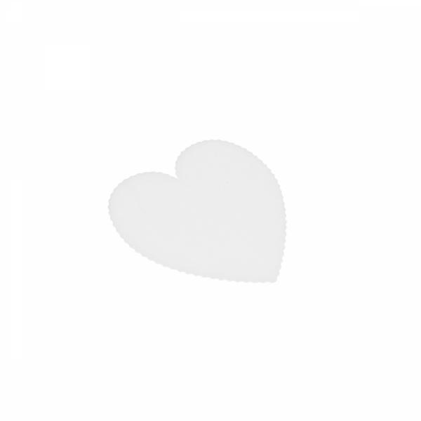 Kalp Pasta Plakası