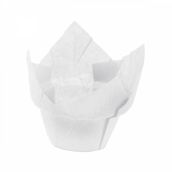 Tulip Kademeli Beyaz