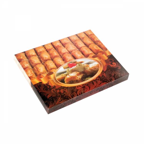 500 Gr. Pasta Kutusu