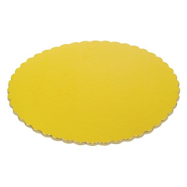 Gold Turta Altlığı Kalın 26 cm