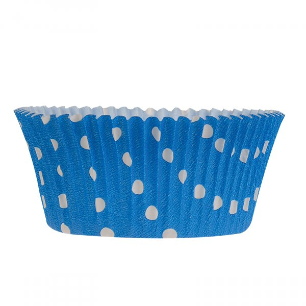 Puantiyeli Mavi Kapsül