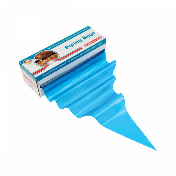 Tek Kullanımlık Krema Torbası Blue